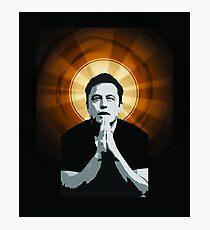 In Elon Musk We Trust Photographic Print