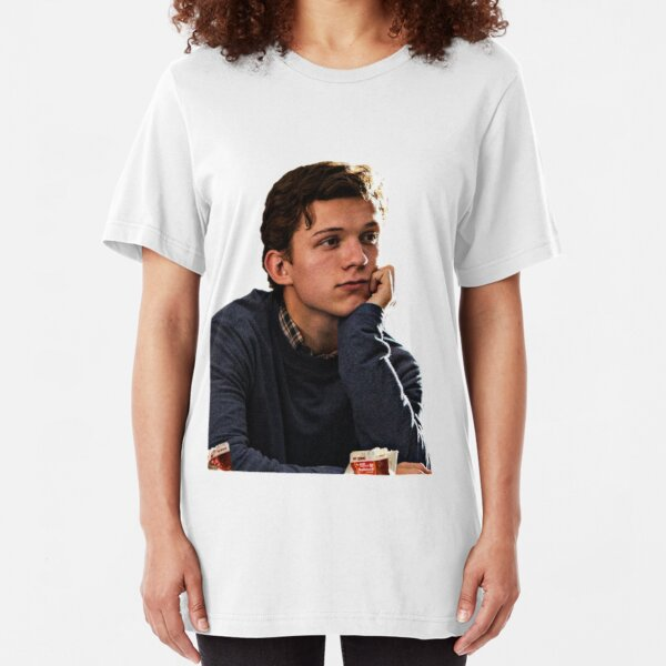 tom holland  Slim Fit T-Shirt