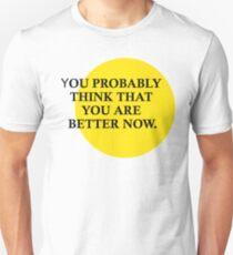 Post Malone - Better Now Unisex T-Shirt