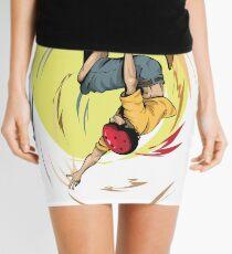 SKATEBOARD Mini Skirt