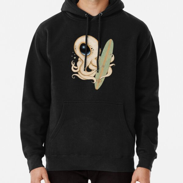 Surf's Up Pullover Hoodie