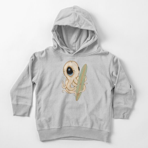 Surf's Up Toddler Pullover Hoodie