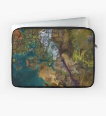 Guild Wars 2 Map Laptop Sleeve