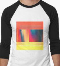 gradient fury Men's Baseball ¾ T-Shirt