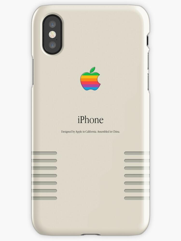 Apple iPhone Retro Edition by elmindo