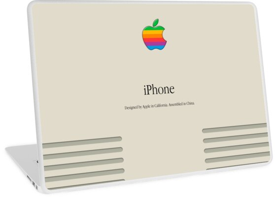 Apple iPhone Retro Edition by elmindo