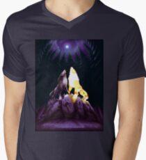 Twilight Symphony V-Neck T-Shirt