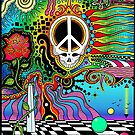 Peace Skull One by Kevin McLeod