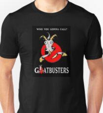 GOATBUSTERS!!! Unisex T-Shirt