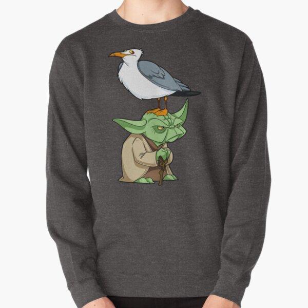 Hoo ha Pullover Sweatshirt