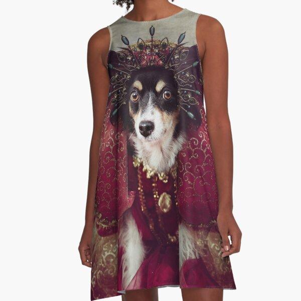 Shelter Pets Project - Peggy Sue A-Line Dress