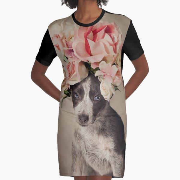 Shelter Pets Project - Opal Graphic T-Shirt Dress