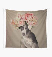 Shelter Pets Project - Opal Wall Tapestry