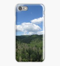 Clouds Above, Clouds Below  iPhone Case/Skin