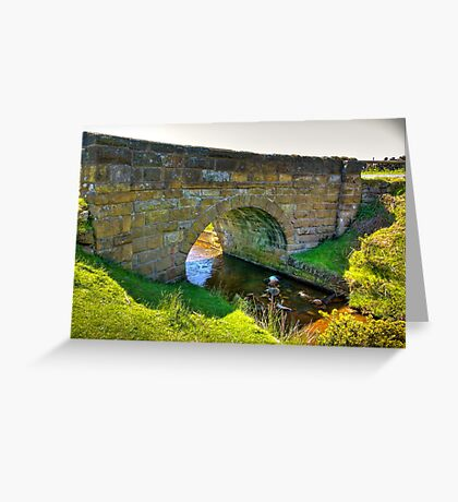 Sleddale Beck  - Commondale, North Yorks Moors Greeting Card