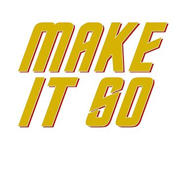 Make it so by linarangel