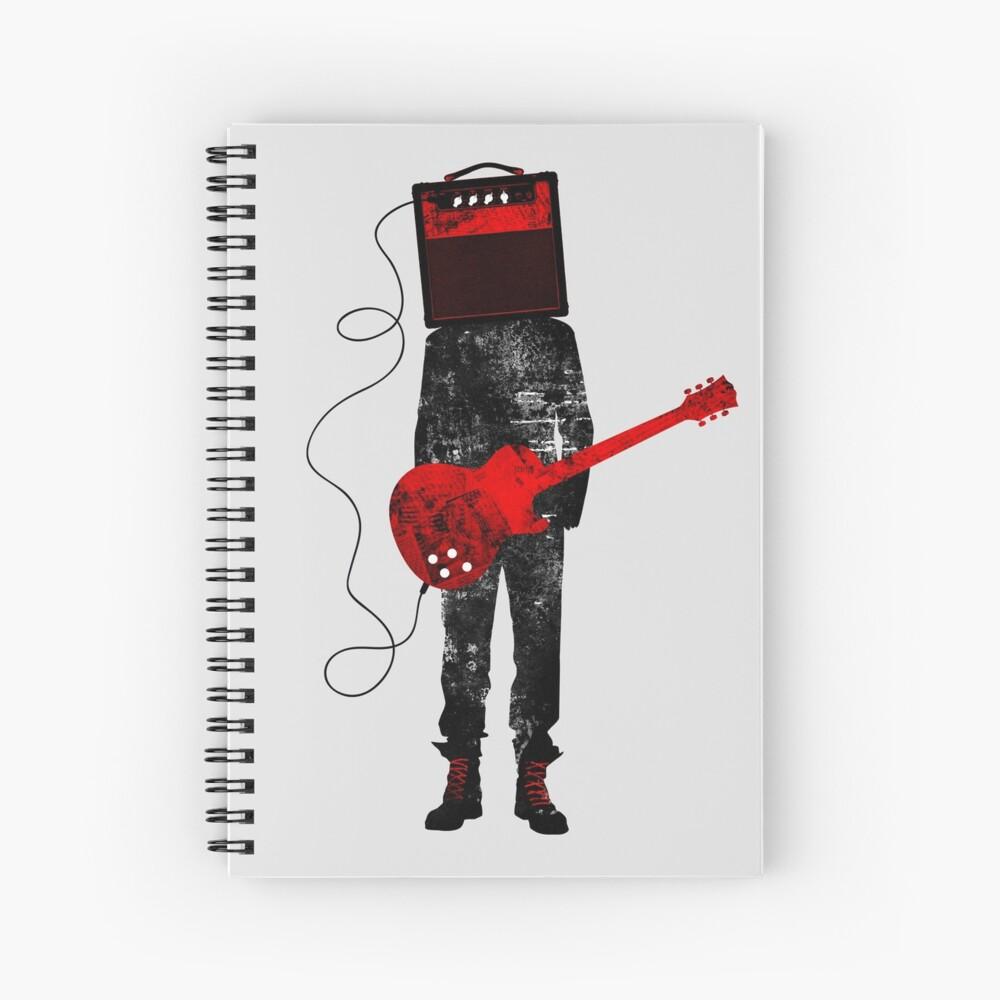 Amplified Spiral Notebook