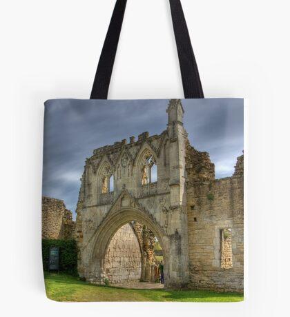 Kirkham Abbey   -  North Yorkshire Tote Bag