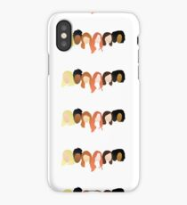Doctor Who Companions iPhone Case