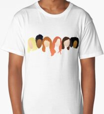 Doctor Who Companions Long T-Shirt