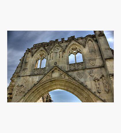 Kirkham Abbey   -  North Yorkshire Photographic Print