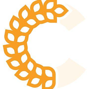 Chaff-Logo Large Duo by dredlocked-sage