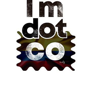 I am dot co by Arodi