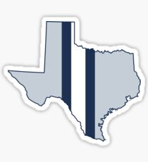 Cowboys State Sticker