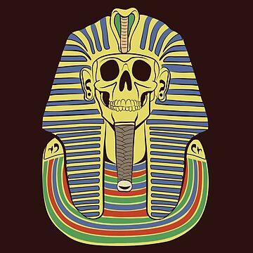 Skull Pharaoh by Funnyfuse