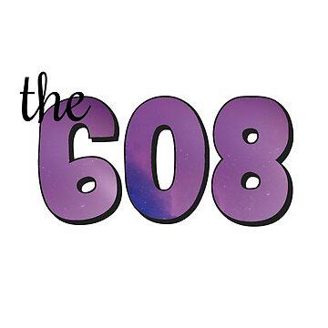 The 608 by briannafae