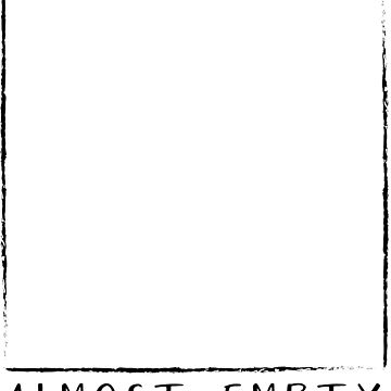 Almost Empty Minimalist by evlar