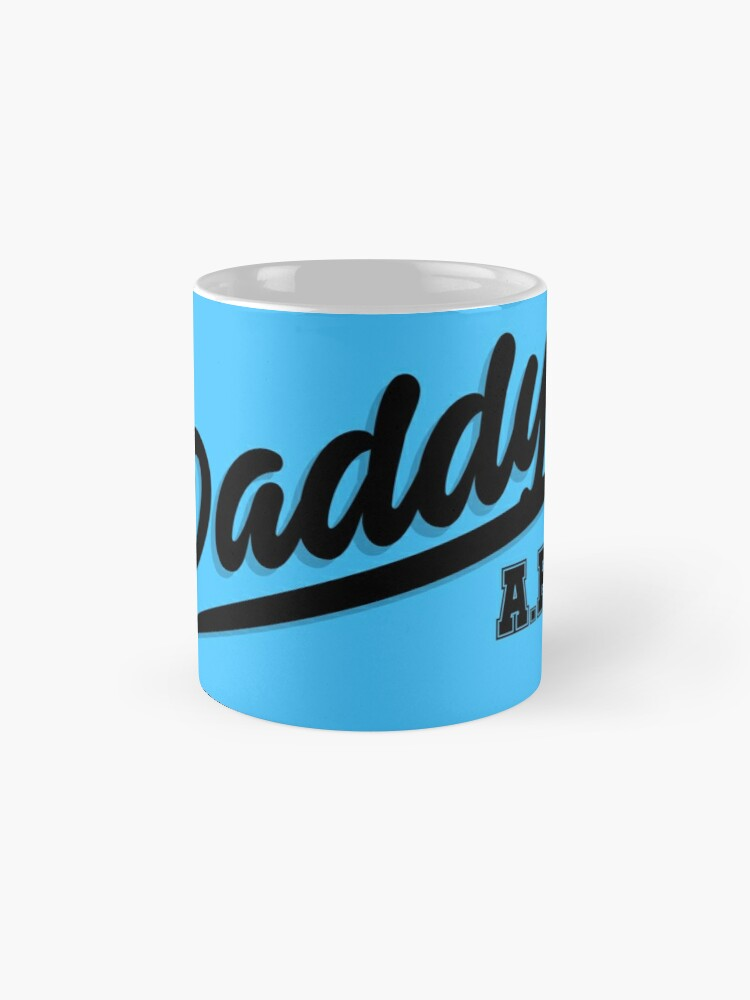 Alternate view of Daddy AF Mugs