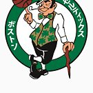 Tokyo Celtics by Aaron Booth