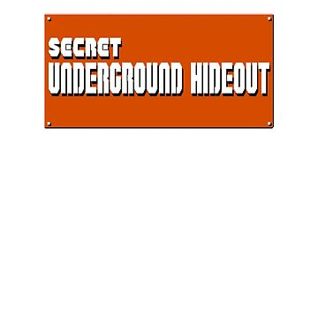 Super Secret Underground Hideout Bros by zombill