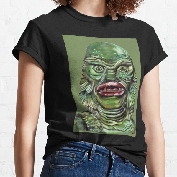The Creature from the Black Lagoon Classic T-Shirt