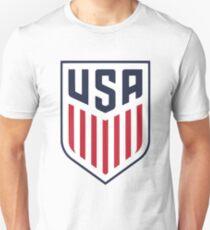 USA Soccer Team World Cup 2018 Unisex T-Shirt