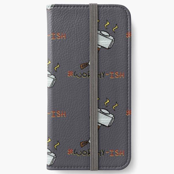 #Worthy-ish iPhone Wallet