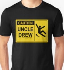 Caution Kyrie Irving The Ankletaker Unisex T-Shirt