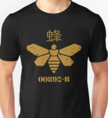 Methylamine Bee Breaking Bad Unisex T-Shirt