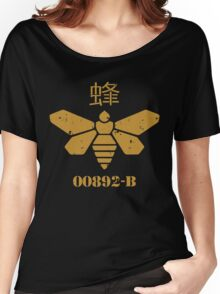 Methylamine Bee Breaking Bad Women's Relaxed Fit T-Shirt