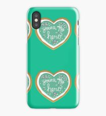 You're my hero 2.0 iPhone Case