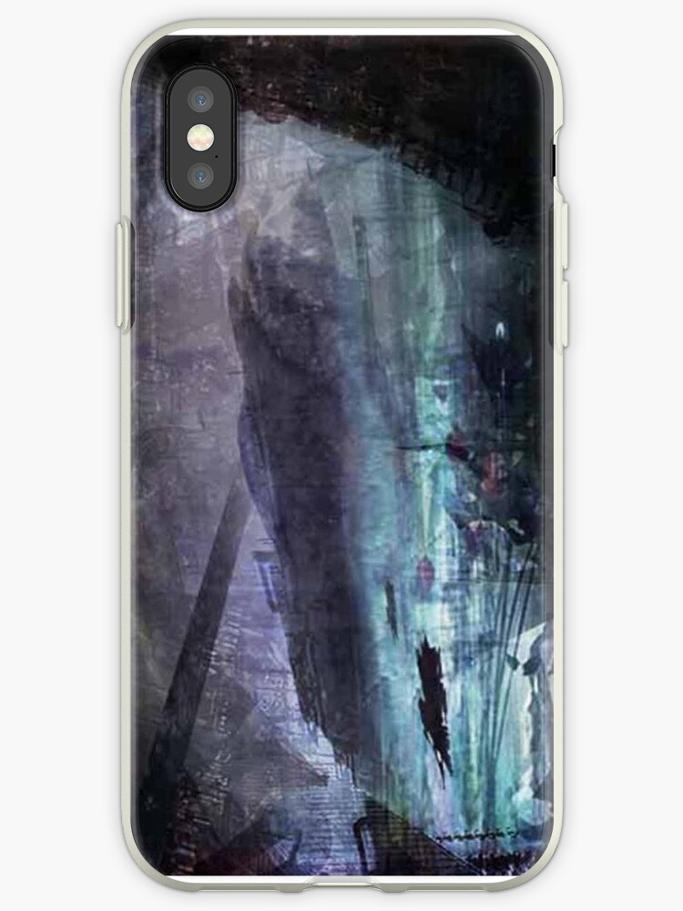 Sci Fi 12 Iphone Case By Maroodesigns