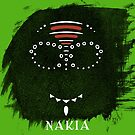 Nakia War Paint by gillyperkygoth