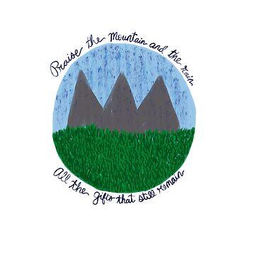 Sufjan Stevens The Greatest Gift lyrics by Empaddon