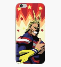 MHA - All Might iPhone Case