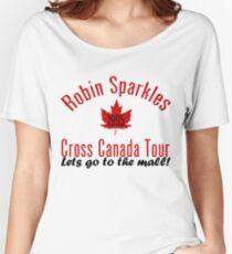 Lass uns ins Einkaufszentrum gehen Loose Fit T-Shirt