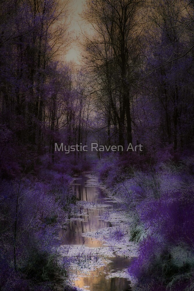 ~Where the Fairy Dreams~ by Mystic Raven Art