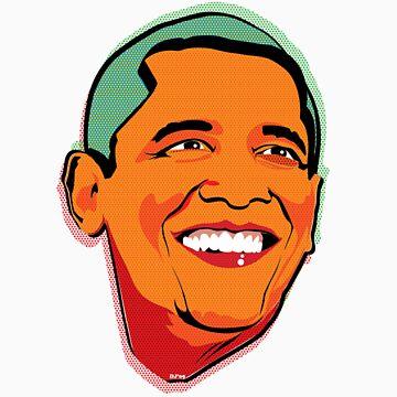 Obama orange by thesaint1976