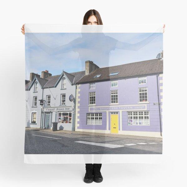 Glenarm Village, County Antrim. Scarf