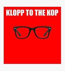 KLOPP to the KOP Photographic Print